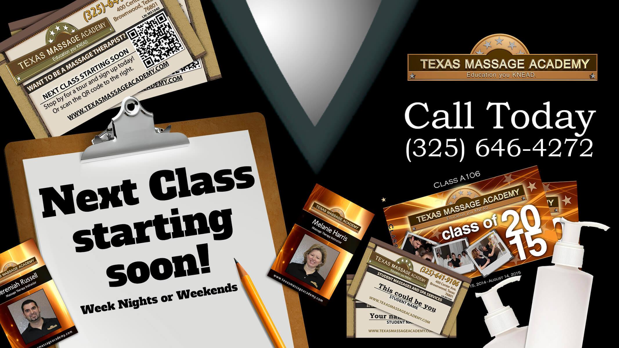 Texas Massage Academy Your Central Texas Massage School